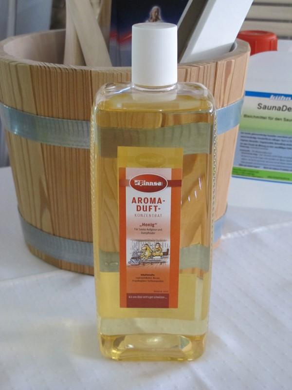 Finnsa szauna és gőzkabin méz illat koncentrátum 1 liter F-64210