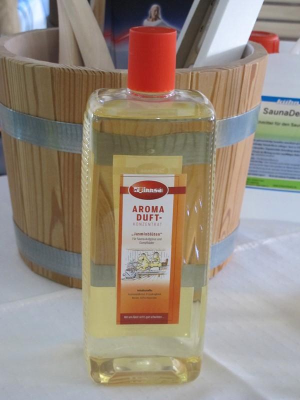 Finnsa szauna és gőzkabin jázminvirág illat koncentrátum 1 liter F-64203
