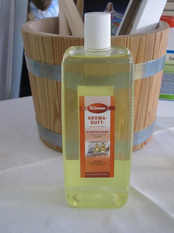Finnsa szauna és gőzkabin narancs illat koncentrátum 1 liter F-64222