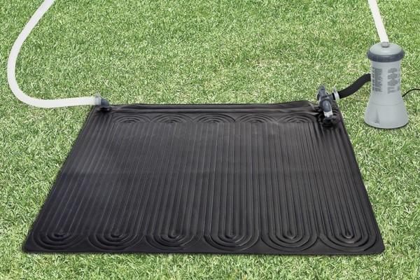 Intex 1m2-es SolarMat szolárszőnyeg medencefűtés 28685
