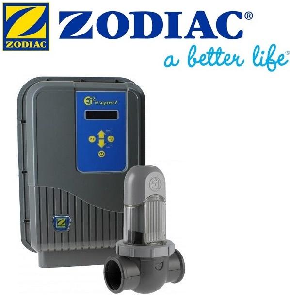 Zodiac Ei2 Expert 10 sósvízes fertőlenítő 40m3-ig 10g/h Cl UV-SEXP40