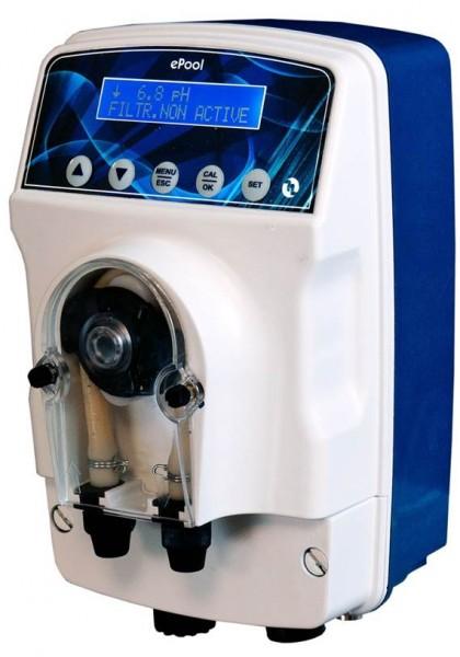 ePool automata pH mérő és adagoló 1,5l/h