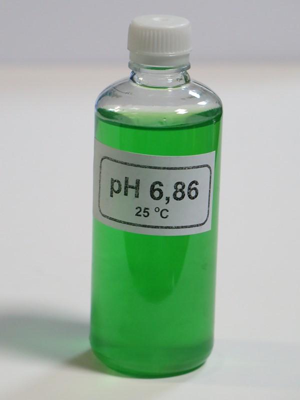 Kalibráló oldat 6.86-os pH értékre 100ml Scharlau