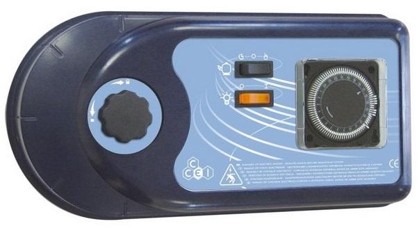CCEI Basic elektromos vezérlés szivattyúhoz és világításhoz 300W trafóval VKP 055