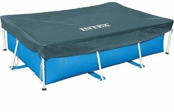 Intex 3m x 2m takaró téglalap alakú medencére 28038
