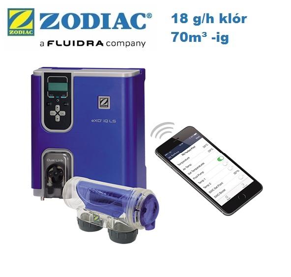 Zodiac TRi Expert 18 sósvízes fertőtlenítő 70m3-ig 18g/h klór UV-STREX18