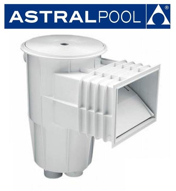 AstralPool Szkimmer standard szájnyilással betonos medencéhez 00249