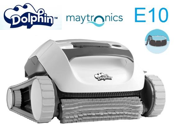 Dolphin E10 robot medence porszívó Maytronics AS-148110
