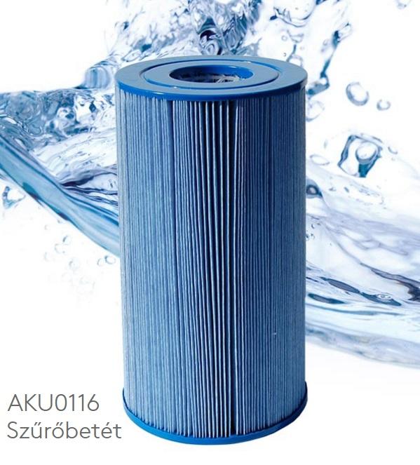 Wellis Pleatco AKU0116 jakuzzi szűrőbetét