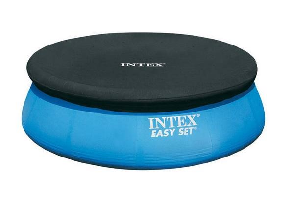 Intex puhafalú medence takaró 457cm átmérőre 28023