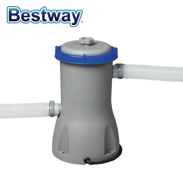 Bestway medence vízforgató szivattyú 2m3/h 29W 58383