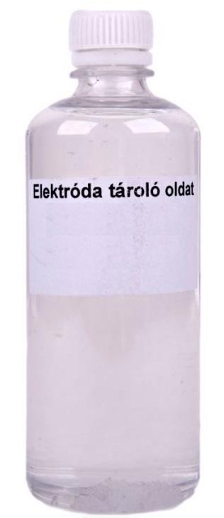 Elektróda tároló oldat 100ml LBKCL
