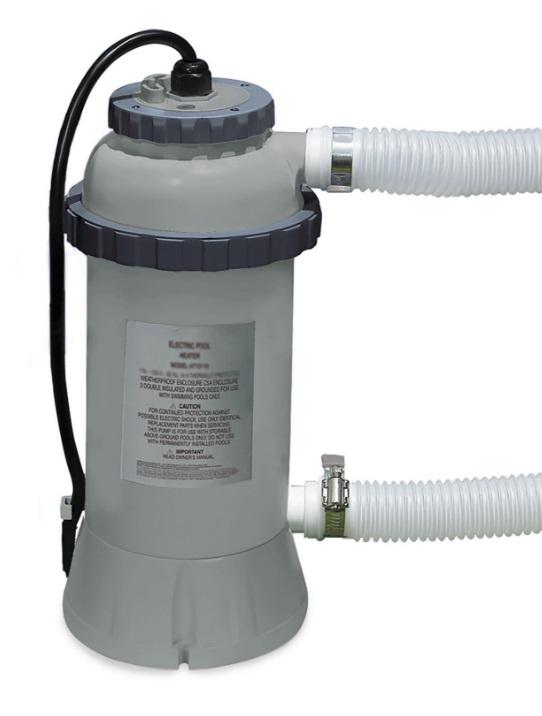 Intex 3KW-os elektromos medencefűtés 28684
