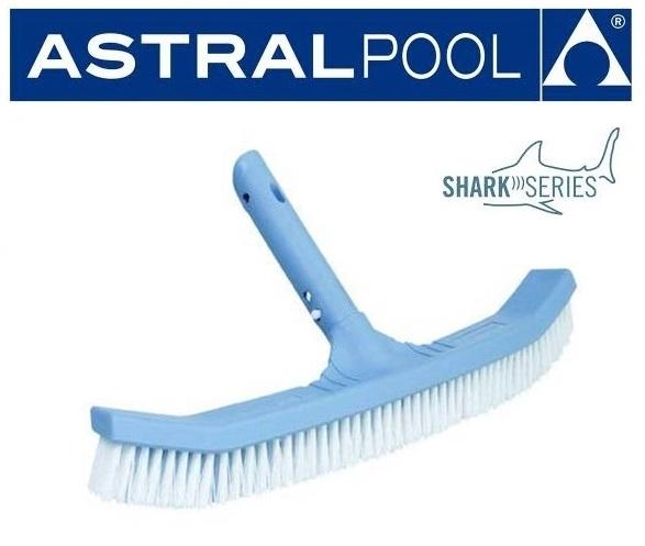 AstralPool Medence aljzattisztító kefe 45cm széles Shark Series 36615