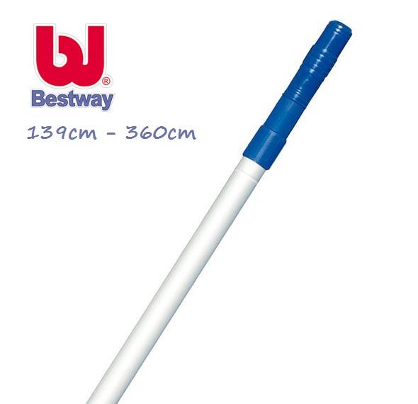 Teleszkópos alumium nyél 139-360cm Bestway 58279