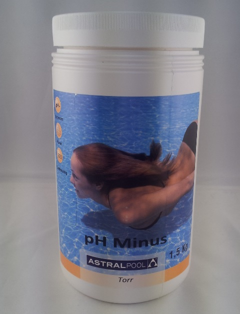 AstralPool pH csökkentő 1,5kg 11384