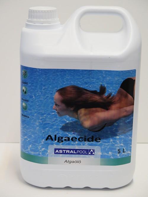 AstralPool Algaecide Extra algaölő habzásmentes 5L 11423
