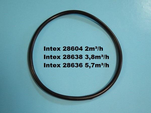 Intex 10325 papírszűrős vízforgatóhoz 135mm gumi tömítés