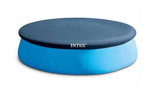 Intex puhafalú medence takaró 396cm átmérőre 28026
