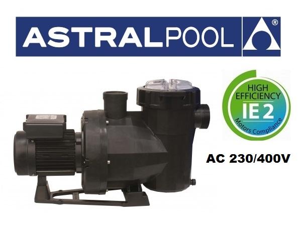 AstralPool Victoria Plus Silent vízforgató szivattyú 16m3/h 760W AC 230/400V AP-65563