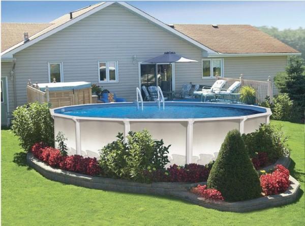 Kerti medencék telepítése