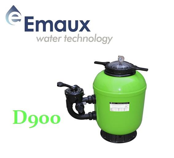 Emaux SMG D900 szűrőtartály ÜPE oldalszeleppel UST-SMG90