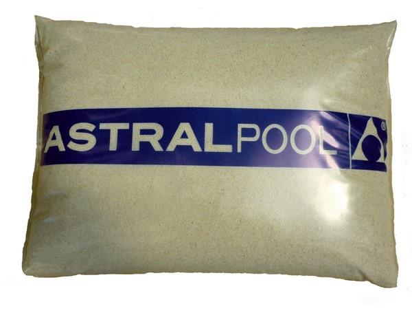 Szűrőhomok homokszűrőhöz 25kg 0,4-0,8mm szemcseméret AstralPool 00596