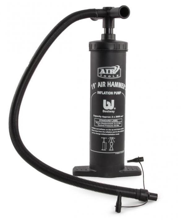 Bestway Kézi pumpa 48cm 62089 (fóliás csomagolású)