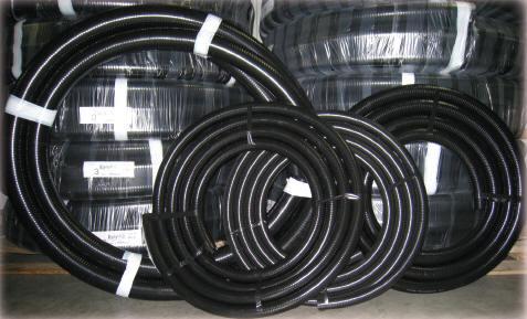 PVC hajlékony nyomócső D50 CSK-50
