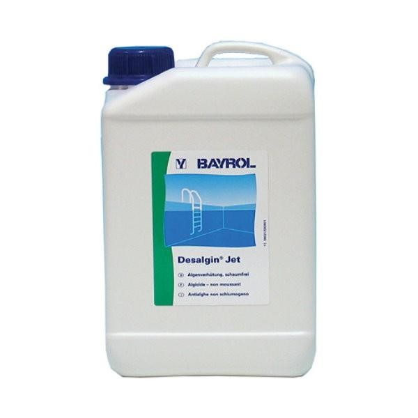 Bayrol Desalgin Jet habzásmentes algaölő 3l UV-BDESJE3