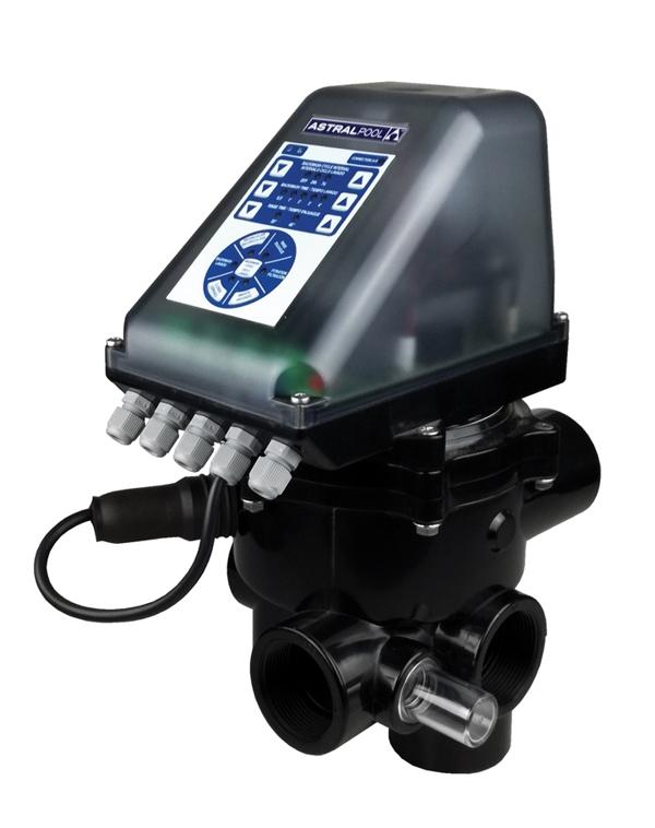 AstralPool Modbus System VRAC II automata váltószelep D50 AP-57186