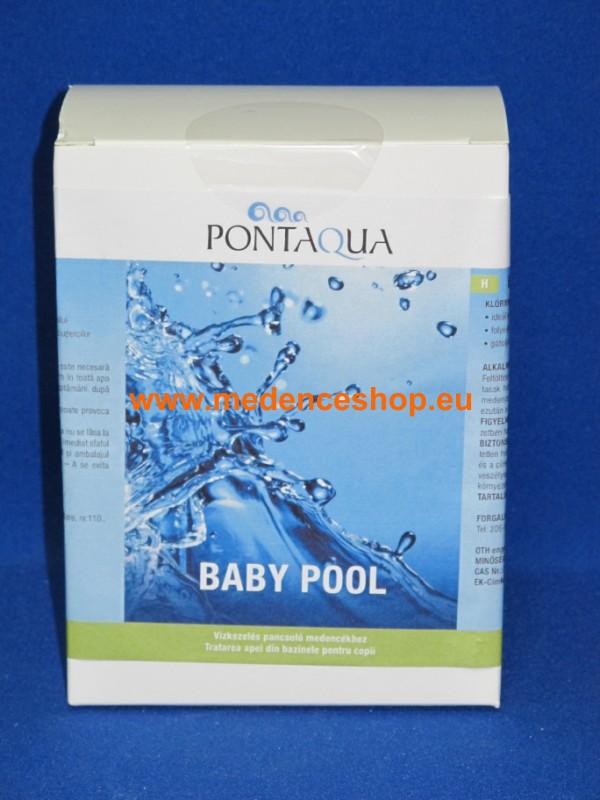 Pontaqua Baby Pool gyerek medence fertőtlenítőszer 100ml BBP 002