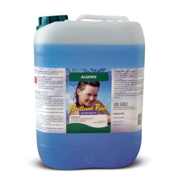 Brillant Pool ALGENIX - 5liter algaölő folyadék UVA-05
