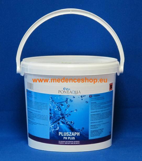 Pontaqua PLUSZAPH pH növelő vegyszer 3kg PHP 030