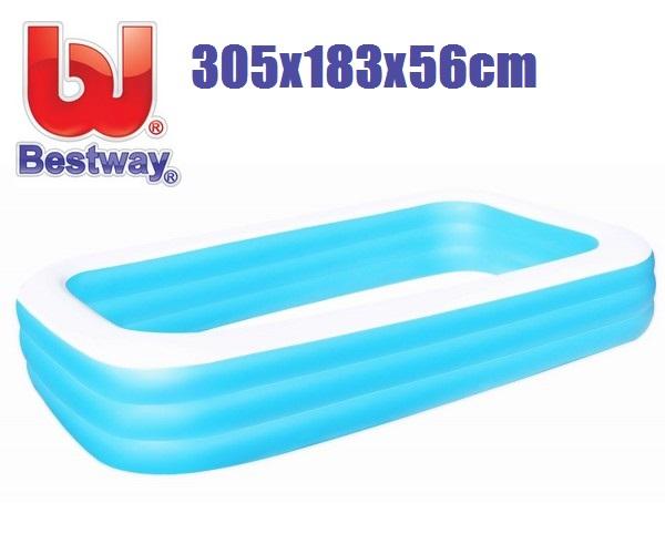 Bestway 305x183x56cm családi medence 54009