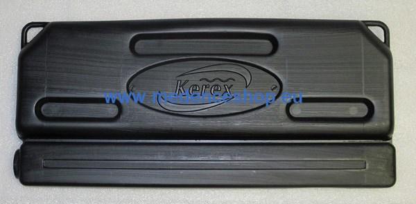 Fagytest medence télíesítéshez 50cm fekete M-JEGPARNA
