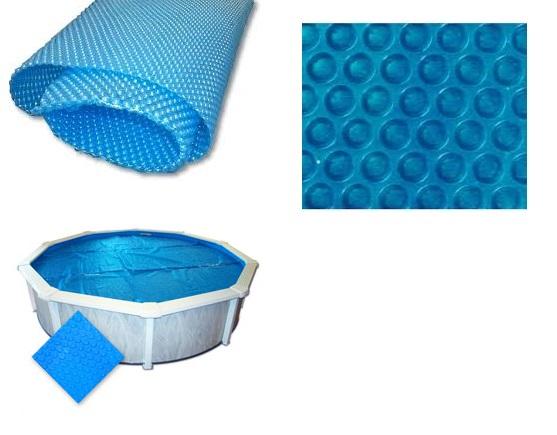 Blue 180 szolártakaró 366cm-es kör alakú medencéhez 180 mikron AS-172003