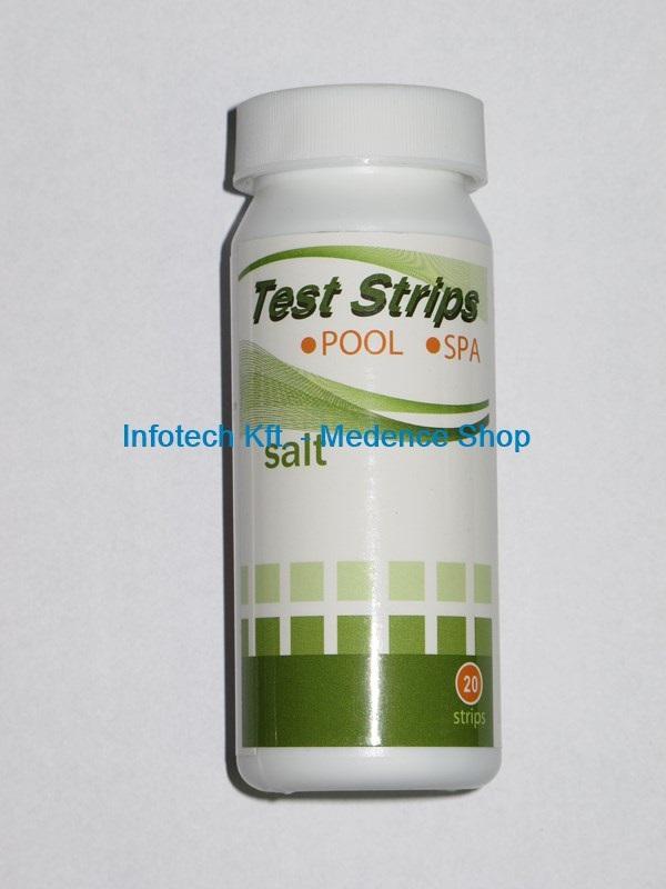 Sótartalom méréshez teszter 20db tesztcsík AS-145012