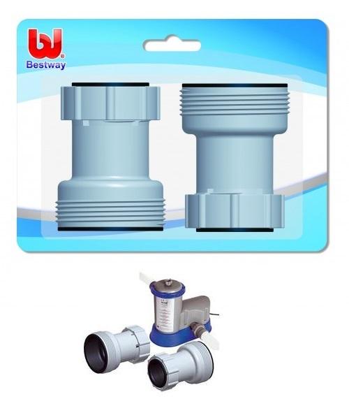 Bestway hollanderes átalakító 32mm-es csatlakozáshoz BW 58236