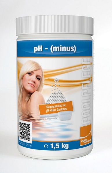 Aquacorrect pH mínusz 1,5kg AS-150071