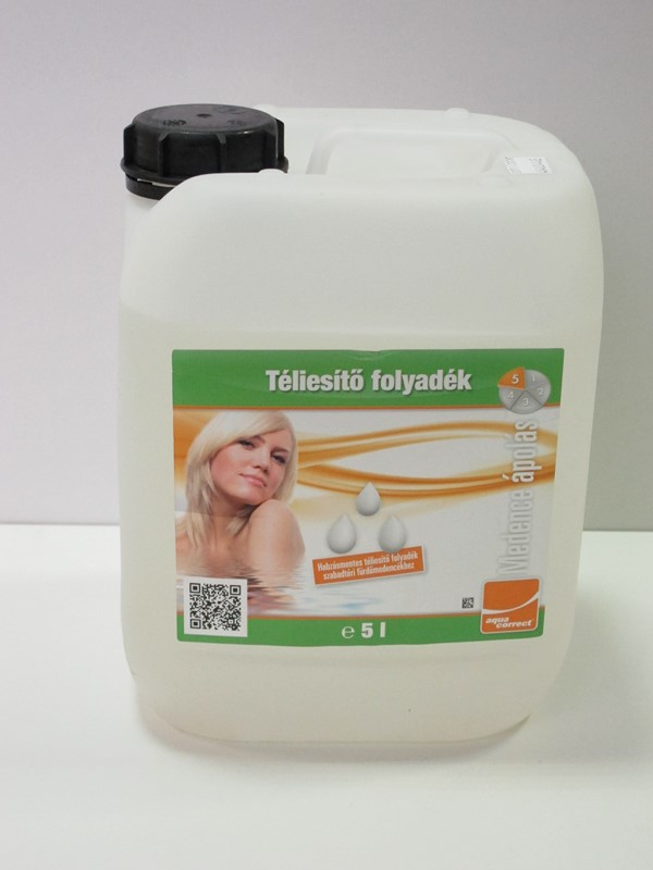 Aquacorrect téliesítő folyadék 5 liter AS-150175