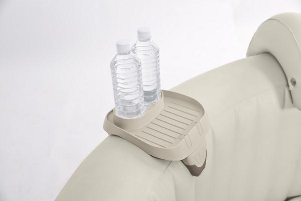 Intex jacuzzihoz palack és pohártartó 28500