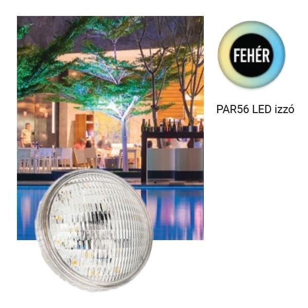 Gemas Rainbow PAR 56 30W Fehér led lámpa AS-021501