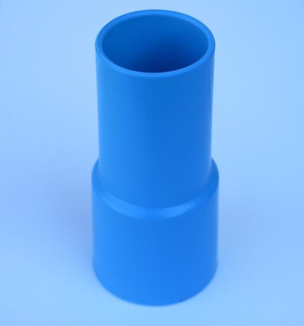 Gégecső csatlakozó 38mm-es gégecsőhöz, kék AstralPool 01385