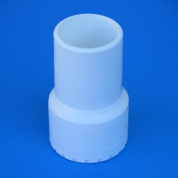 Gégecső csatlakozó 38mm-es gégecsőhöz, fehér AstralPool 01387