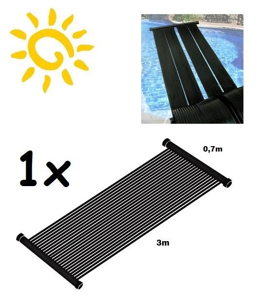 Pontaqua szolárszőnyeg medencefűtés 3m x 0,7m FPA 371