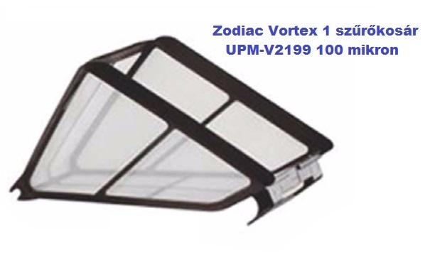 Zodiac Vortex 1 robot porszívóhoz 100 mikronos szűrőkosár UPM-V2199
