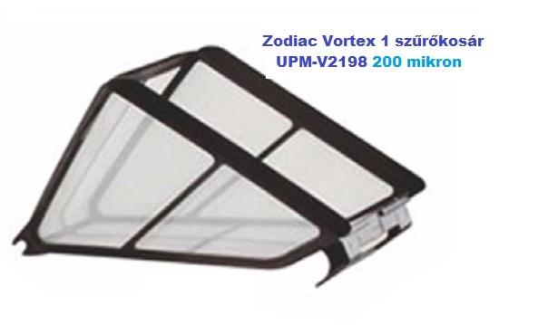 Zodiac Vortex 1 robot porszívóhoz 200 mikronos szűrőkosár UPM-V2198