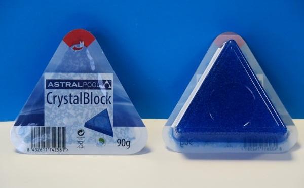 AstralPool Crystalblock Pool Gel a kristálytiszta vízért 90g AP 67558