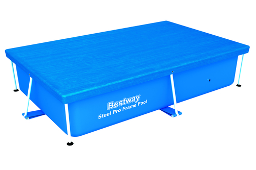 Bestway 239x150x58cm csővázas medencére takaró fólia BW 58104